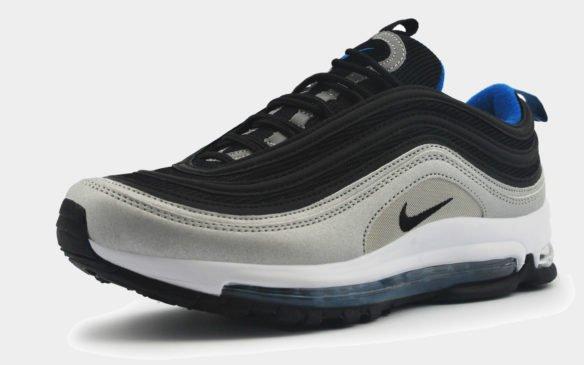 Nike Air Max 97 черно-серые