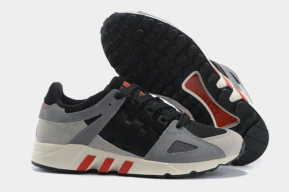 Фото Solebox x Adidas Equipment Guidance 93 серо-черные - 2