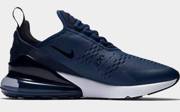 Фото Nike Air Max 270 синие - 1